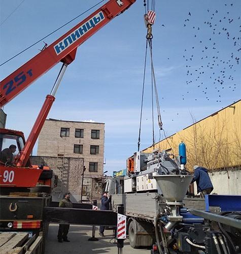Перевозка промышленного оборудования в Анапе