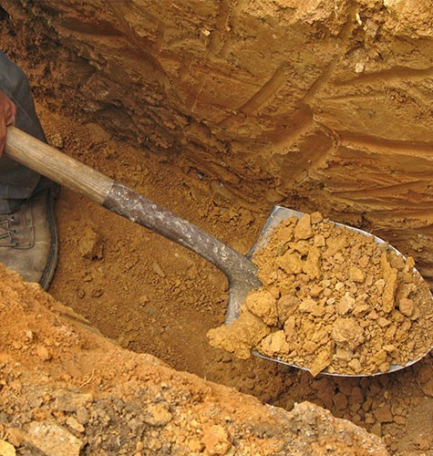 Разработка грунта и котлована в Анапе