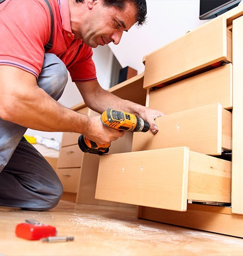 Сборщик мебели с вызовом на дом в Анапе