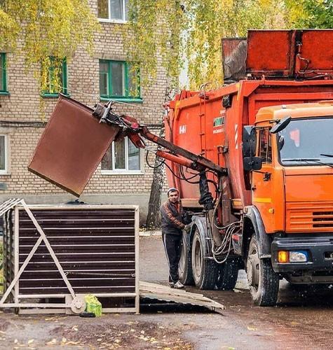 Услуги по вывозке мусора в Анапе