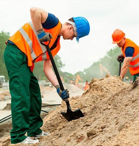 Услуги подсобных рабочих в Анапе
