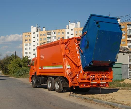 Вывоз мусора в Анапе и Краснодарском крае