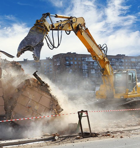 Услуги демонтажа в Анапе
