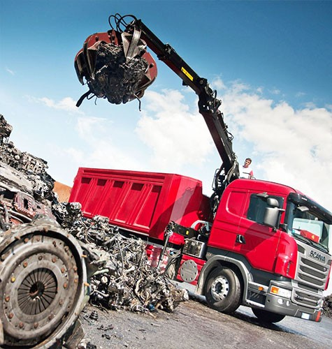 Вывоз мусора ломовозом в Анапе